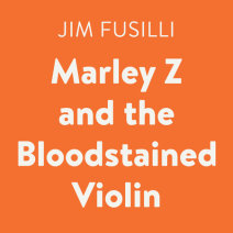 Marley Z and the Bloodstained Violin Cover