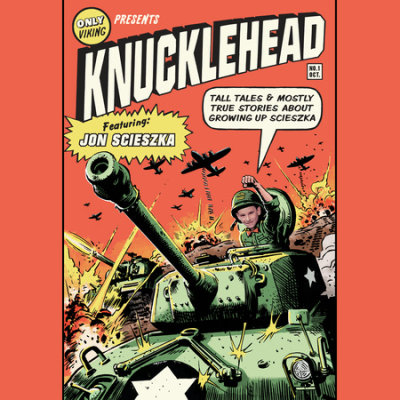 Knucklehead cover