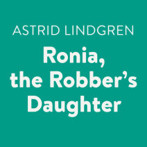 Ronia, the Robber's Daughter Cover