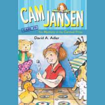 Cam Jansen: The Mystery of the Carnival Prize #9 Cover