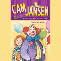 Cam Jansen: The Mystery of the Circus Clown #7 Cover