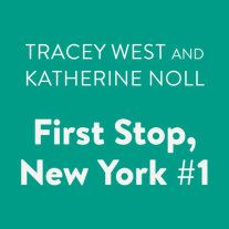 First Stop, New York #1 Cover