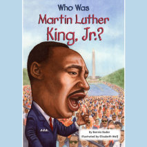 Who Was Martin Luther King, Jr.? cover big