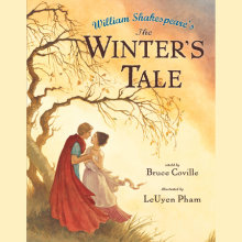 William Shakespeare's The Winter's Tale Cover