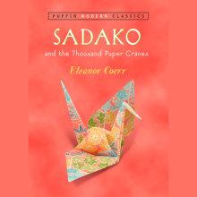 Sadako and the Thousand Paper Cranes (Puffin Modern Classics) Cover