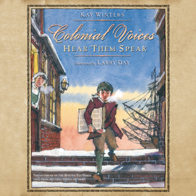 Colonial Voices: Hear Them Speak cover