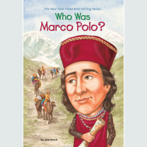 Who Was Marco Polo? Cover