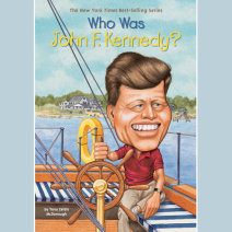 Who Was John F. Kennedy? Cover