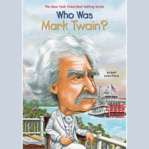 Who Was Mark Twain? Cover