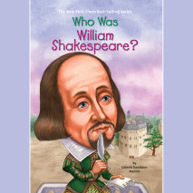 Who Was William Shakespeare? Cover