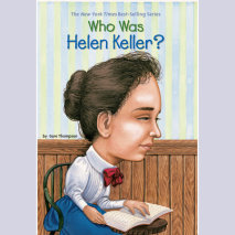 Who Was Helen Keller? Cover