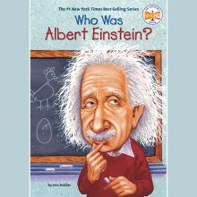 Who Was Albert Einstein? Cover