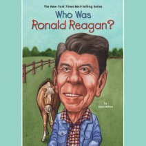 Who Was Ronald Reagan? Cover
