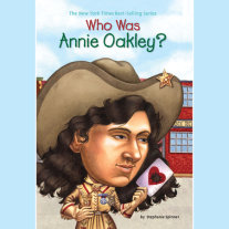 Who Was Annie Oakley? Cover