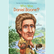 Who Was Daniel Boone? Cover