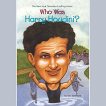 Who Was Harry Houdini? Cover