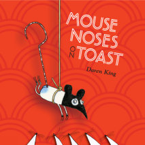 Mouse Noses on Toast Cover
