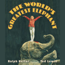 The World's Greatest Elephant Cover