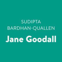 Jane Goodall Cover