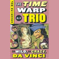 Da Wild, Da Crazy, Da Vinci #14 Cover