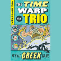It's All Greek to Me #8 Cover
