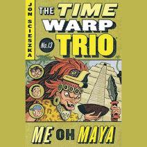 Me Oh Maya #13 Cover