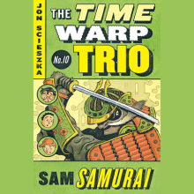 Sam Samurai #10 Cover
