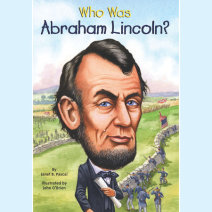 Who Was Abraham Lincoln? Cover
