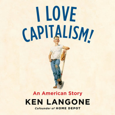 I Love Capitalism! cover