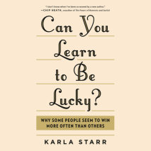 Can You Learn to Be Lucky? Cover