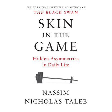 Skin in the Game by Nassim Nicholas Taleb