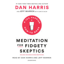 Meditation for Fidgety Skeptics Cover