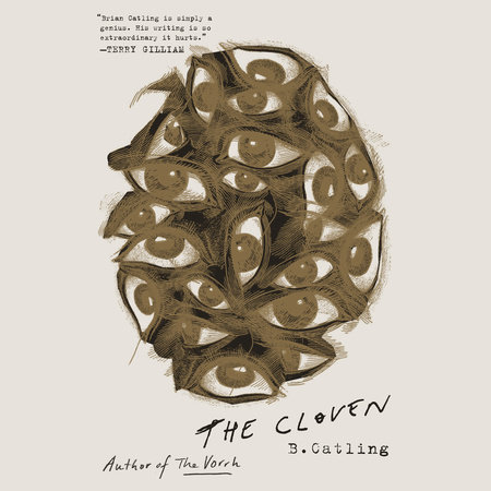 The Cloven by Brian Catling