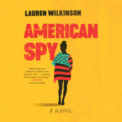 American Spy cover