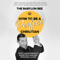 How to Be a Perfect Christian Cover