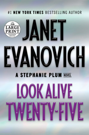 Look Alive Twenty-Five by Janet Evanovich