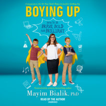 Boying Up Cover