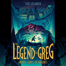 The Legend of Greg Cover