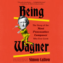 Being Wagner Cover