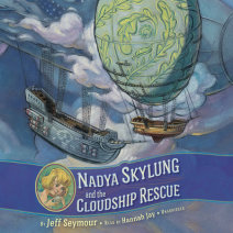 Nadya Skylung and the Cloudship Rescue Cover