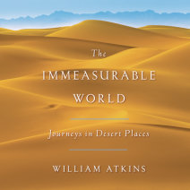 The Immeasurable World Cover