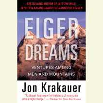 Eiger Dreams Cover