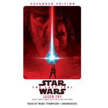The Last Jedi: Expanded Edition (Star Wars) Cover