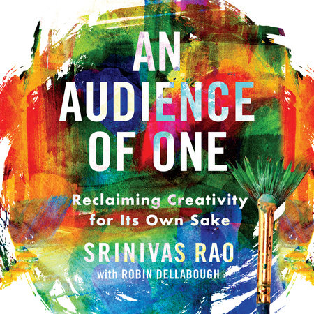 An Audience of One by Srinivas Rao and Robin Dellabough