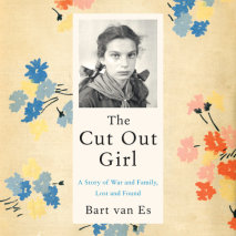 The Cut Out Girl Cover