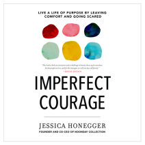 Imperfect Courage Cover