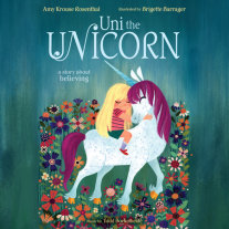 Uni the Unicorn Cover
