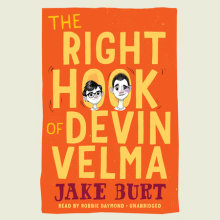 The Right Hook of Devin Velma Cover
