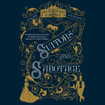 Suitors and Sabotage Cover