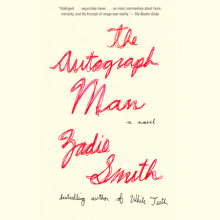 The Autograph Man Cover